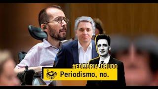 """Periodismo no, corportavismo"" #EditorialCrudo 714"