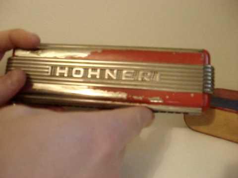 Hohner Echo Elite Harmonica - YouTube