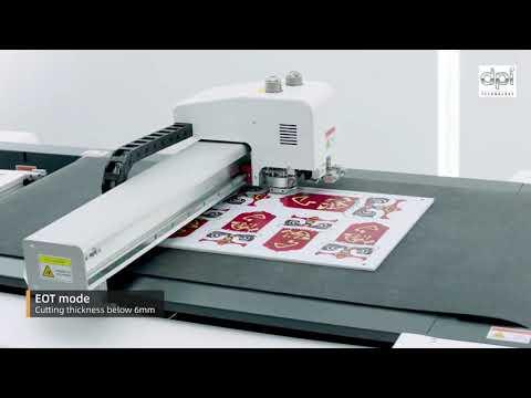 Iecho PK Automatic Cutting System