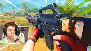 the M16 is BACK in Black Ops 4.. 😱