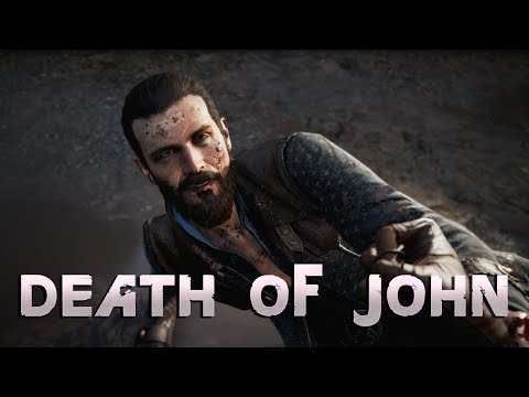 Far Cry 5 -  The Death of John Seed