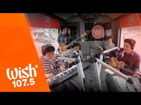 """Side A performs """"Ang Aking Awitin"""" LIVE on Wish 107.5 Bus"""