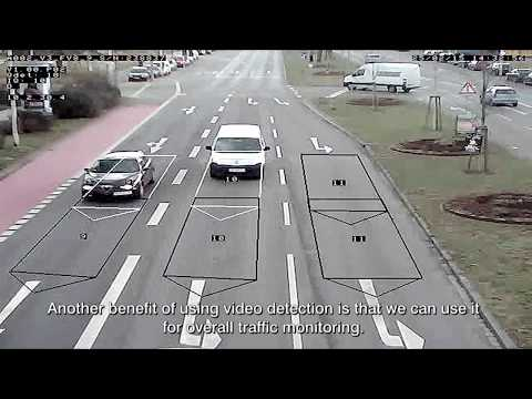 Smart traffic management in the city of Darmstadt with FLIR Systems