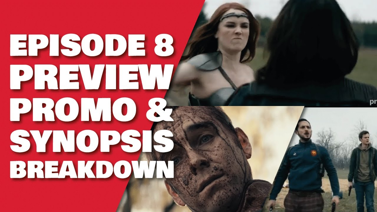 Download The Boys 2x08 Preview Promo & Synopsis   Maeve V Stormfront The Boys Season 2 Episode 8