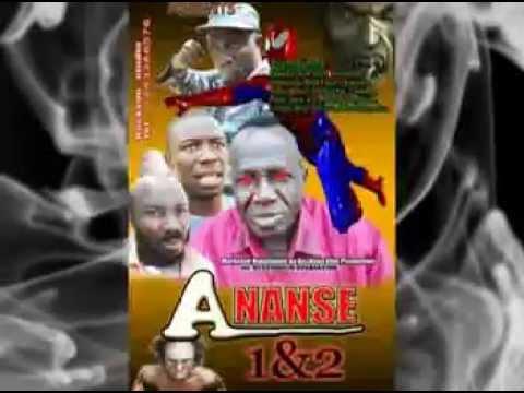 ANANSE Ghana,s version of SPIDERMAN mpeg1video