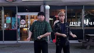 설현 김희철 하드케리