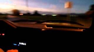 bmw e30 m42 night drive