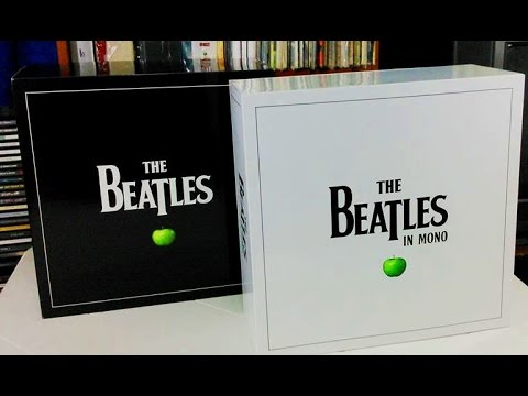 The Beatles In Mono Vinyl Box Set Unboxing