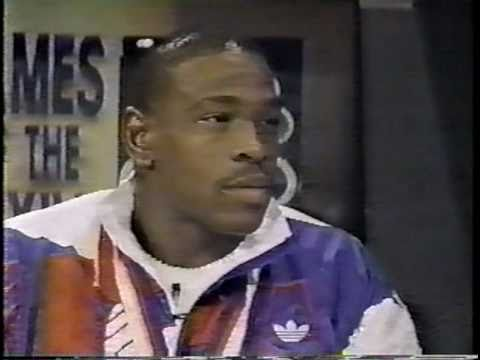 John Smith/Kenny Monday interview (88 Seoul Olympics)