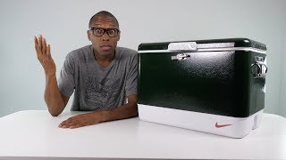 The ULTIMATE Limited EDITION Nike DAD Shoe Sneaker UNBOXING