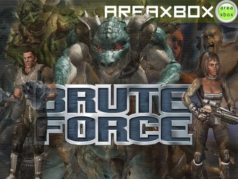 Let's Play Brute Force  (Xbox)