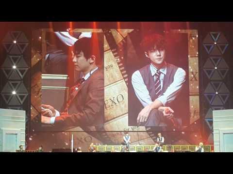 180316 EXO PLANET #4  The EℓyXiOn  in BANGKOK - LOTTO, KACHING (CBX),SING FOR YOU