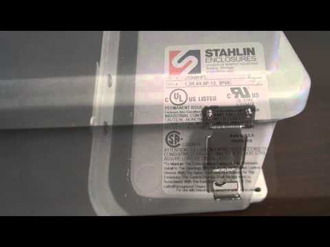 CED Omaha's Weekly Wire: Stahlin RJ Series Enclosures