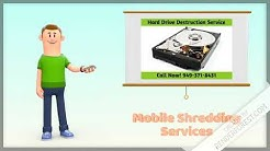 Secure Document Shredding Service