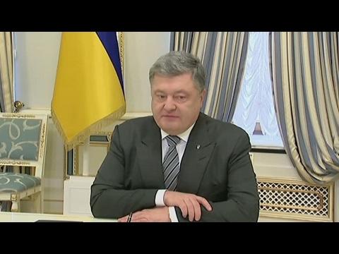 Kijevas prašo naujų sankcijų Rusijai