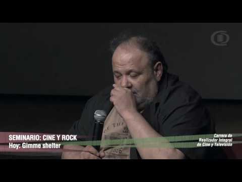 """Seminario de Cine y Rock en el CIC - """"Gimme Shelter"""" de Albert y David Maysles y Charlotte Zwerin"""