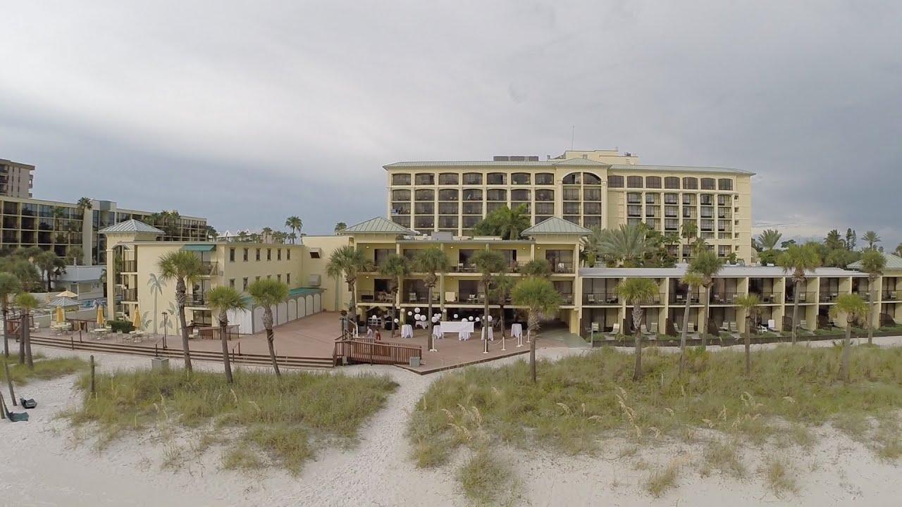 Sirata Beach Resort Wedding Venue