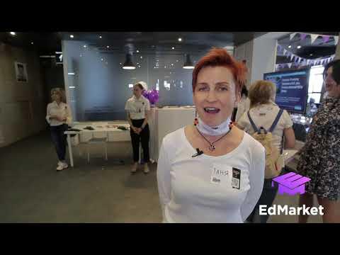 Татьяна Толок. Отзыв об обучении на онлайн-курсах в EdMarket