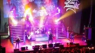 Download KING DIAMOND LIVE ABIGAIL 2015 MP3 song and Music Video