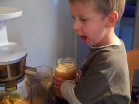 How to Make Orange Zinger Juice