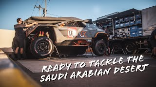 Ready to hit the Dakar stages! 🤘