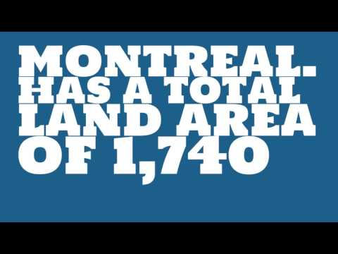 What is the population of Montreal.?