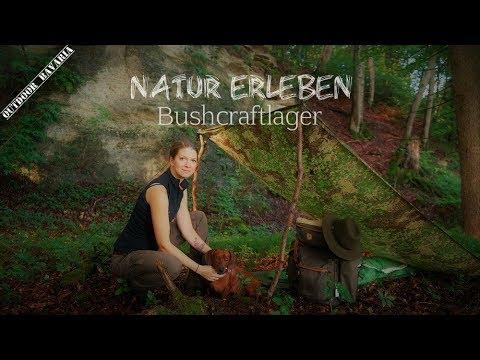 Unwegsam - Natur erleben, auch wenn der Weg schwer ist - Vanessa Blank-SoloTour 4K