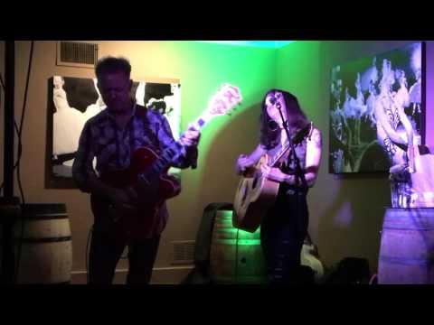 I'm On Fire Springsteen cover by Karen Jonas & Tim Bray