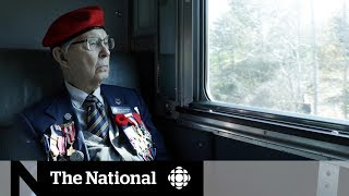 Reliving the horror of D-Day 75 years later with a Canadian veteran