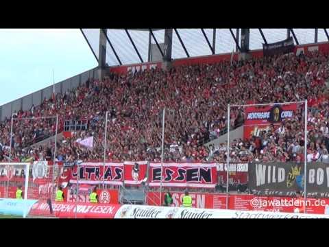 Stimmungsvideo Rot-Weiss Essen - Alemannia Aachen