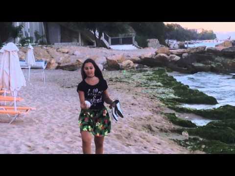 Дикий пляж у Золотых песков