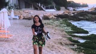 Дикий пляж у Золотых песков(Дикий плаж за Ривьерой., 2015-07-16T19:55:26.000Z)