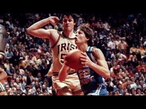2 NBA execs in an NCAA elite 8 game