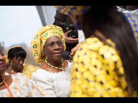 SURPRISING GREAT-GRANDMA IN KADUNA | NIGERIA TRAVEL VLOG PART 7