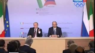 Путин поставил на место Европу из за Украины и сказал ША