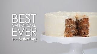 How To Make The Best Carrot Cake Ever | Myrecipes