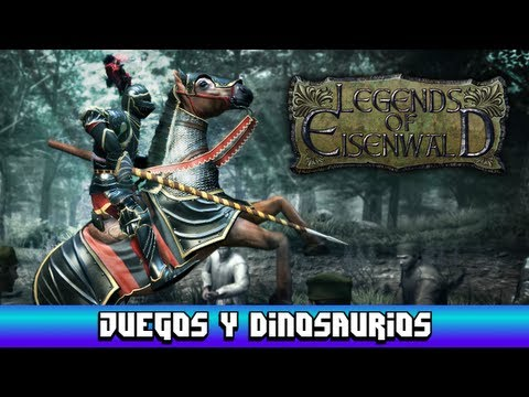 Legends of Eisenwald || Primera impresion