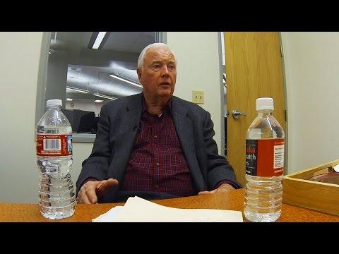 Interview with former U.S. senator and Alaska governor Frank Murkowski
