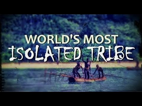 SENTINELESE: World's Most Isolated Tribe