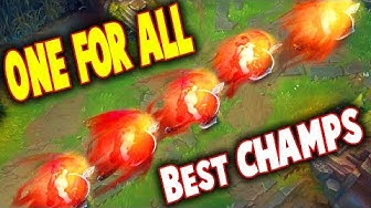 10 Champions You MUST PLAY In One For All 👍