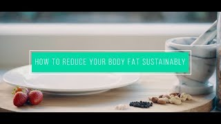 Tips to REDUCE your body fat // Get Going Nutrition Ep04