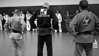 Checkmat Training With Professor Chris Coldiron at Team Silva Hayward