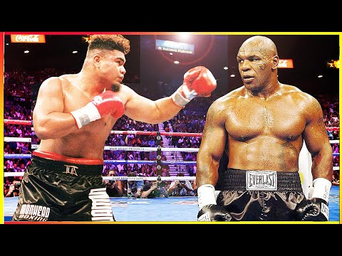 Mike Tyson Vs David Tua - Fight That Never Happened
