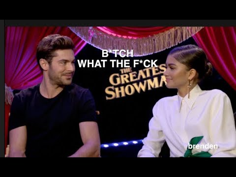 zendaya and zac efron flirting for 5 minutes straight