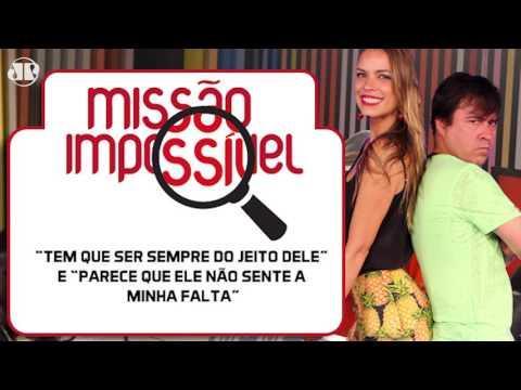 Missao Impossível - Edição Completa - 10/05/16