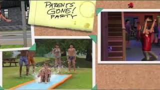 Sims 3 Generations Leaked Trailer