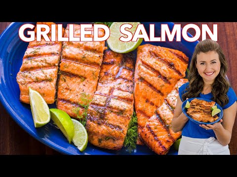 how-to-grill-salmon-with-garlic-lime-butter