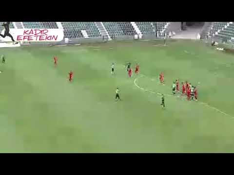 KOCAELİSPOR ‐ SANCAKTEPE  FK | MAÇ  ÖZETİ | Kadir Efetekin