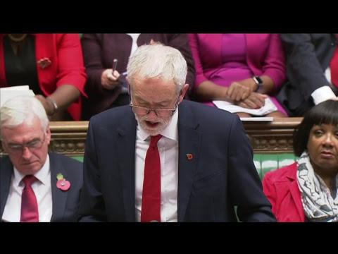 Chancellor announces final budget before Brexit