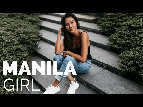 Manila girl for a day